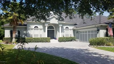 St Augustine Single Family Home For Sale: 1107 Eagle Point Dr