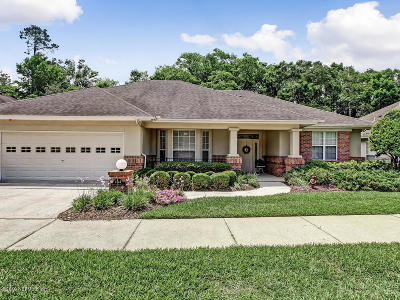 Jacksonville, St Augustine Single Family Home For Sale: 4544 Silverberry Ct