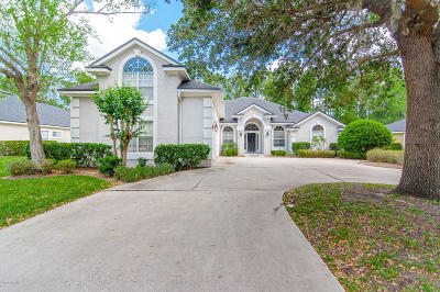 Jax Golf & Cc Single Family Home For Sale: 12755 Hunt Club Rd