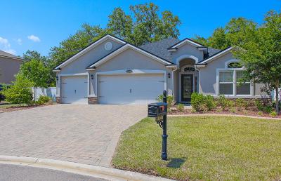 Jacksonville Single Family Home For Sale: 12204 Ridge Crossing Way