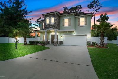 Jacksonville Single Family Home For Sale: 2502 Caney Oaks Dr