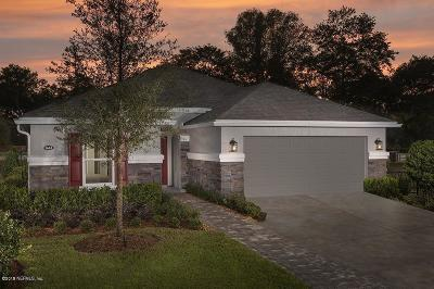 Single Family Home For Sale: 9663 Abby Glen Cir