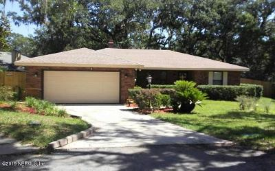 St Augustine Single Family Home For Sale: 8 N Trident Pl