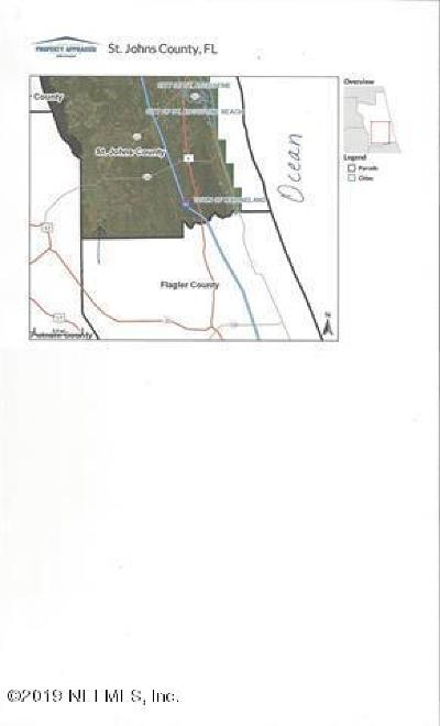 St. Johns County Residential Lots & Land For Sale: 10110 Erickson Ave