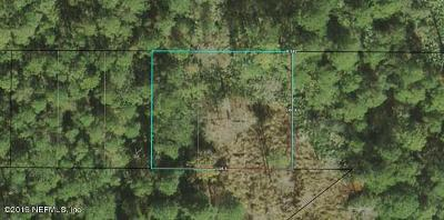 St. Johns County Residential Lots & Land For Sale: 6065 S Magnolia Dr