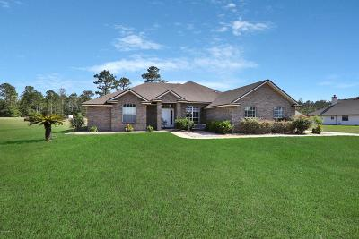 Jacksonville Single Family Home For Sale: 10404 S Flora Springs Rd