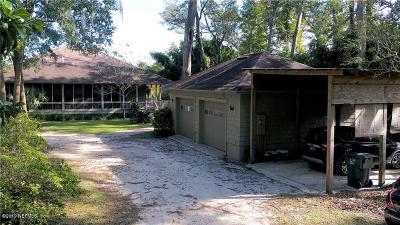 Yulee Single Family Home For Sale: 96156 Blackrock Rd