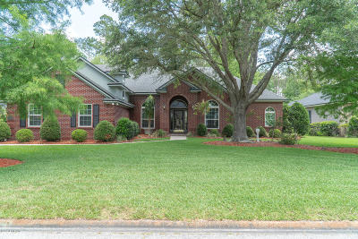 St Johns Single Family Home For Sale: 1729 Southcreek Dr