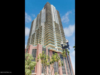Jacksonville Condo For Sale: 1431 Riverplace Blvd #3404