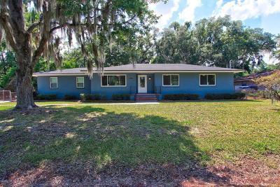 Jacksonville Single Family Home For Sale: 1994 Muncie Ave