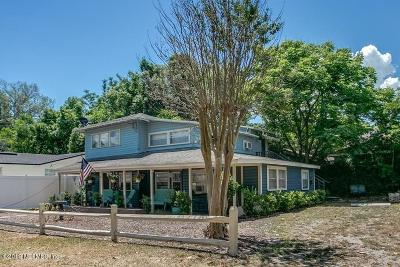 Single Family Home For Sale: 4334 Melrose Ave