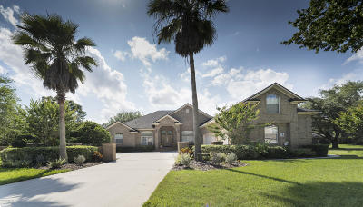 Jacksonville Single Family Home For Sale: 8436 Stables Rd