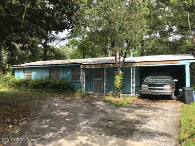 Jacksonville Single Family Home For Sale: 5015 Tallyho Ct