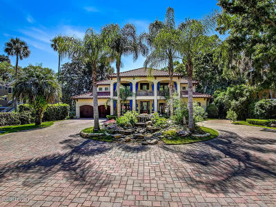 Ponte Vedra Beach Single Family Home For Sale: 51 S Roscoe Blvd