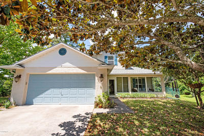 St. Johns County Single Family Home For Sale: 200 St Thomas St