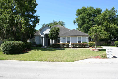 St. Johns County Single Family Home For Sale: 1216 Edgewater Dr