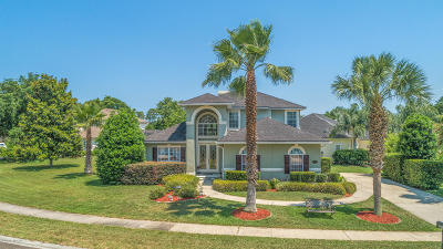 Fernandina Beach Single Family Home For Sale: 86334 Eastport Dr