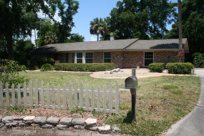Neptune Beach Single Family Home For Sale: 1722 Lighty Ln