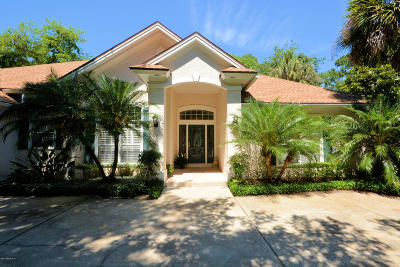 Ponte Vedra Beach Single Family Home For Sale: 145 Greencrest Dr
