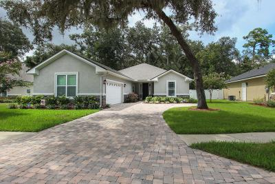 Yulee Single Family Home For Sale: 96373 Windsor Dr