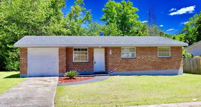 Jacksonville Single Family Home For Sale: 9815 Norfolk Blvd