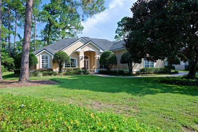 Jacksonville Single Family Home For Sale: 12930 Littleton Bend Rd