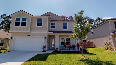 St Augustine Single Family Home For Sale: 395 Samara Lakes Pkwy