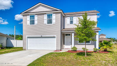 Fernandina Beach Single Family Home For Sale: 95113 Turnstone Ct
