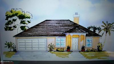Jacksonville Single Family Home For Sale: 1808 Bassett Rd