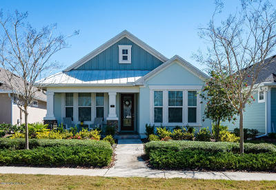 Ponte Vedra Single Family Home Contingent Take Backup: 22 Weston Cir