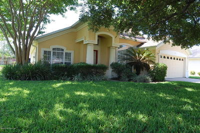St. Johns County, Clay County, Putnam County, Duval County Rental For Rent: 125 Summer Tree Ct