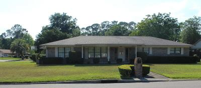 Single Family Home For Sale: 5847 Swamp Fox Rd