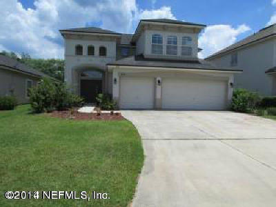 St. Johns County, Clay County, Putnam County, Duval County Rental For Rent: 820 Porto Cristo Ave