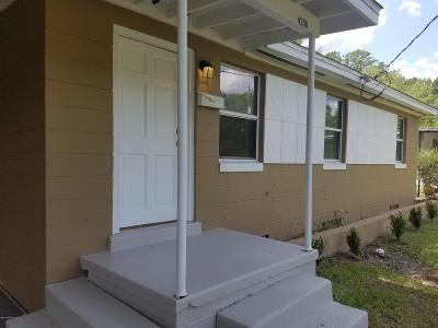 Jacksonville Single Family Home For Sale: 4206 Lockhart Dr