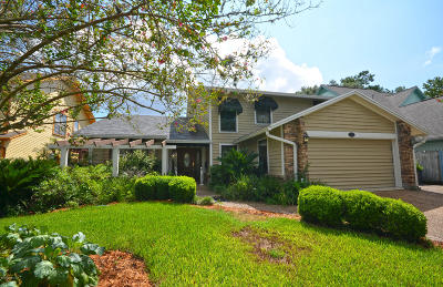 Single Family Home For Sale: 5121 Harbor Point Cir