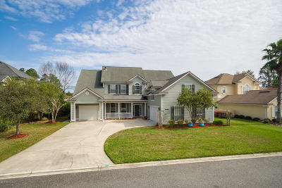Fleming Island FL Single Family Home Contingent Take Backup: $447,900