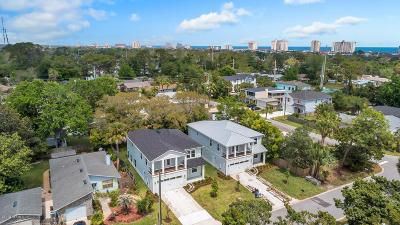 Jacksonville Beach Single Family Home For Sale: 1017 Ruth Ave