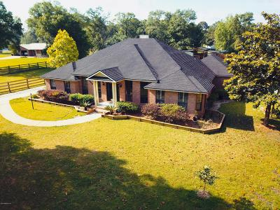 Marietta Single Family Home For Sale: 8848 Quail Roost Ct