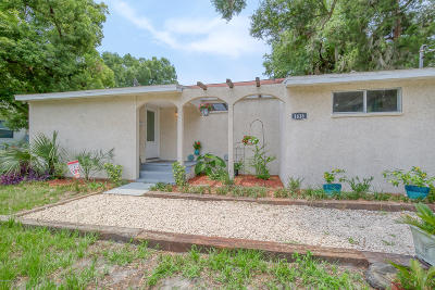 San Marco Single Family Home For Sale: 1618 Inwood Ter