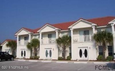 Flagler County Condo For Sale: 100 Palm Harbor Pkwy #5