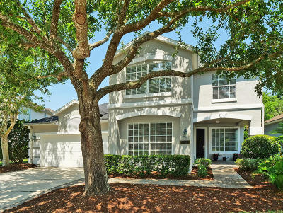 Ponte Vedra Beach Single Family Home Contingent Take Backup: 6548 Burnham Cir