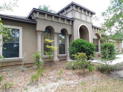 Mandarin Single Family Home For Sale: 2524 Tuscan Oaks Ln
