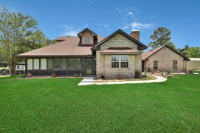 Jacksonville Single Family Home For Sale: 10720 Garden St