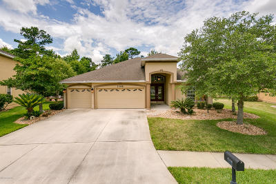 Fleming Island Single Family Home For Sale: 2348 Links Dr
