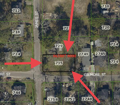 Residential Lots & Land For Sale: 735 James St