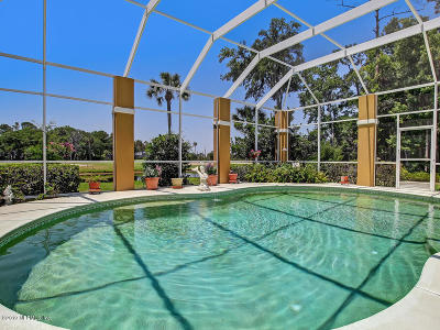 Ponte Vedra Beach Single Family Home For Sale: 24985 Marsh Landing Pkwy