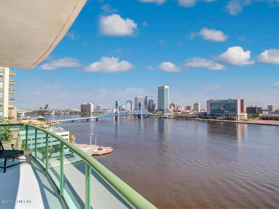 Jacksonville Condo For Sale: 1431 Riverplace Blvd #1506