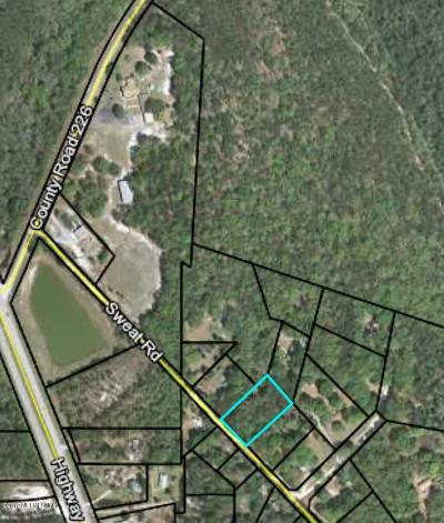 Residential Lots & Land For Sale: Sweat Rd