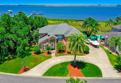 Jacksonville Single Family Home For Sale: 4344 Boat Club Dr