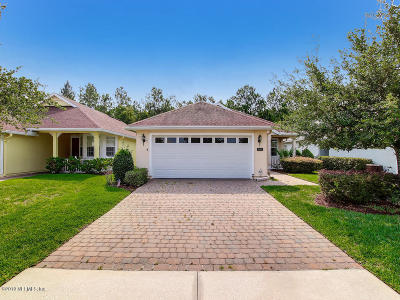 St Augustine Single Family Home For Sale: 746 Copperhead Cir